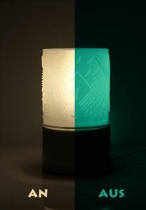 amanita-glow